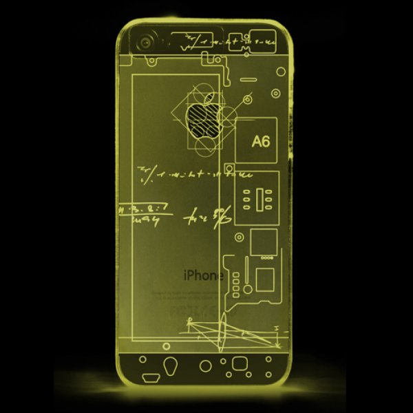Kryt na iPhone 5 iLight